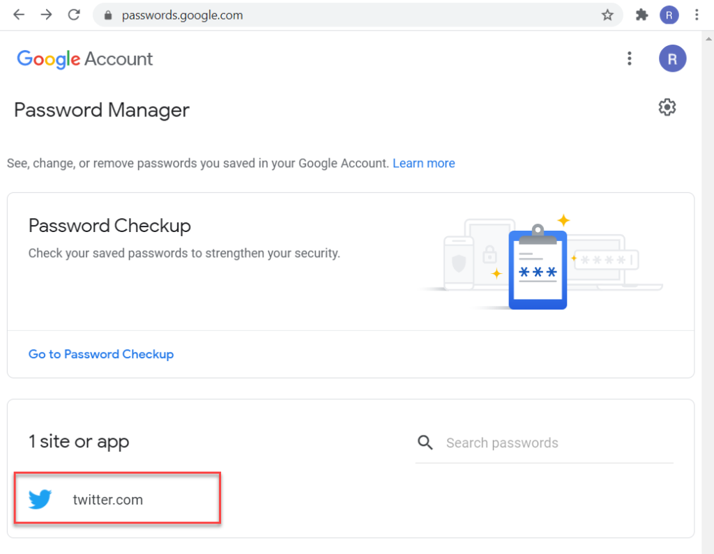 manage google business account